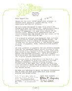 Muppets puppetry letter 1