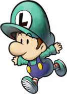 Baby Luigi DDRPG