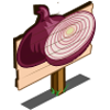 Onion Mastery Sign-icon