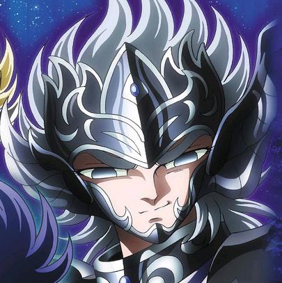 1ª Regra: Armarduras Thanatos-anime-kao