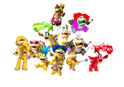 Koopalings Fanon