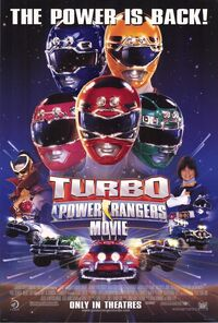 Turbo a power rangers movie