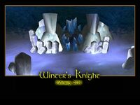 Winter&#39;s Knight Splash Screen