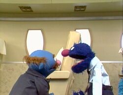 Grover.flightattendant