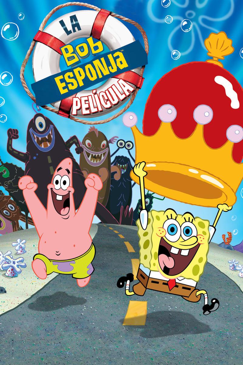 The SpongeBob Squarepants Movie [Latino]