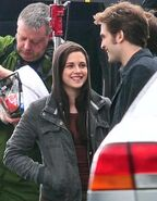 On the set of Eclipse 01