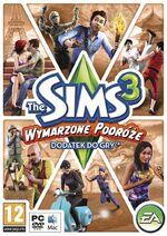 Gra pc the sims 3 wymarzone podroze 1