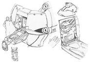 RMS-006G Jenice Kai Ennil El Custom - Gundam Wiki