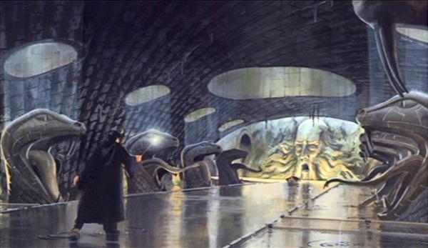 Chambre des Secrets - Wiki Harry Potter