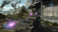 Halo Reach - HUD