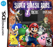 SSB Xtreme Cover