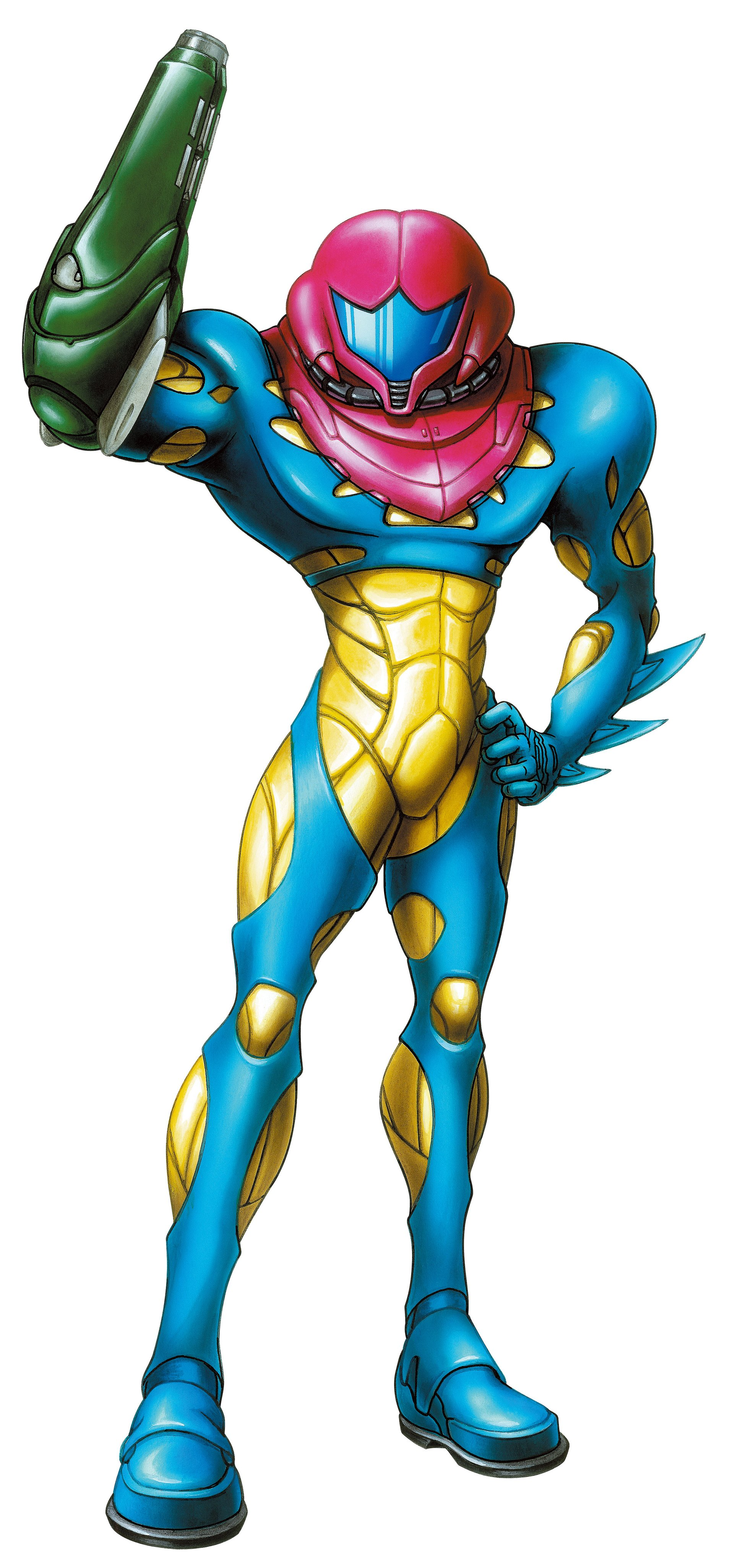 Metroid Fusion revision