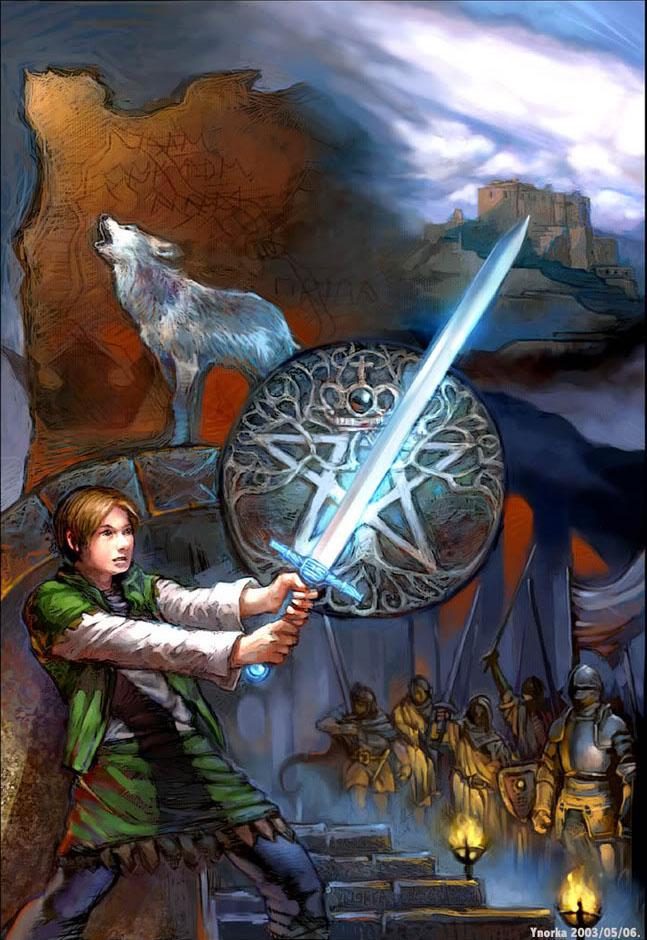 David Eddings Belgariad 3 4 5 Magician's Gambit Castle Enchanters End Game.