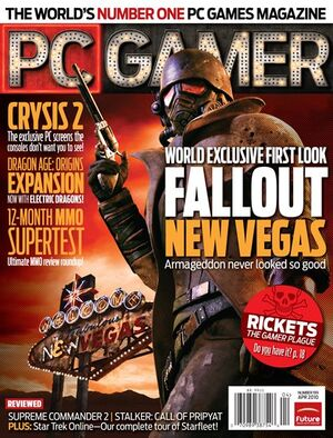 PC Gamer US March 2010