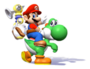 Mario and Yoshi 9