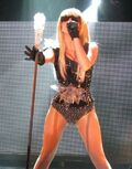 Haus of Gaga/The Fame#Disco Stick
