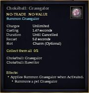 Chokball Grassgalor