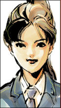 Mei Ling face
