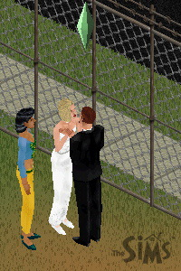 Marridge in The Sims 1