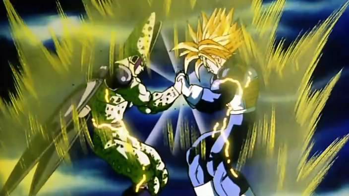 Imagenes de Dragon Ball Z gt y af con movimiento - Imagui