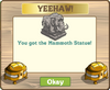 Locked Box Mammoth
