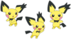Spiky Eared Pichu