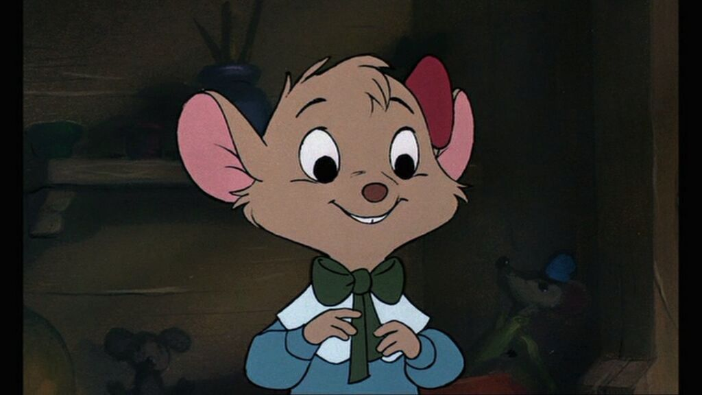 the great mouse detective characters tv tropes