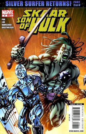 Skaar - Son of Hulk  300px-Skaar_Son_of_Hulk_Vol_1_8