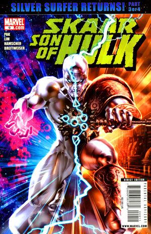 Skaar - Son of Hulk  300px-Skaar_Son_of_Hulk_Vol_1_9
