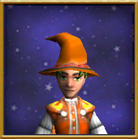 Hat MS Youkai&#39;s Hat of Kindness Male