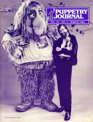 Puppetry journal