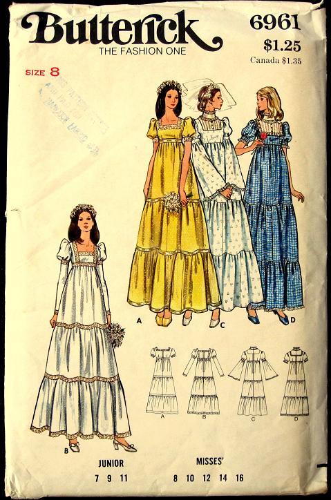 BUTTERICK SEWING PATTERN BRIDAL WEDDING VEIL 4487 UNCUT | eBay