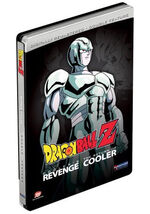 Dragon ball z double feature coolers revenge the return of cooler steelbook