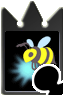 Honey Bee (card)