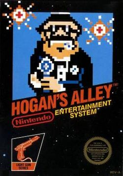 Hogan&#39;s Alley Cover