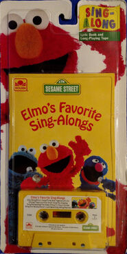 Elmo&#39;s Favorite Sing-Alongs