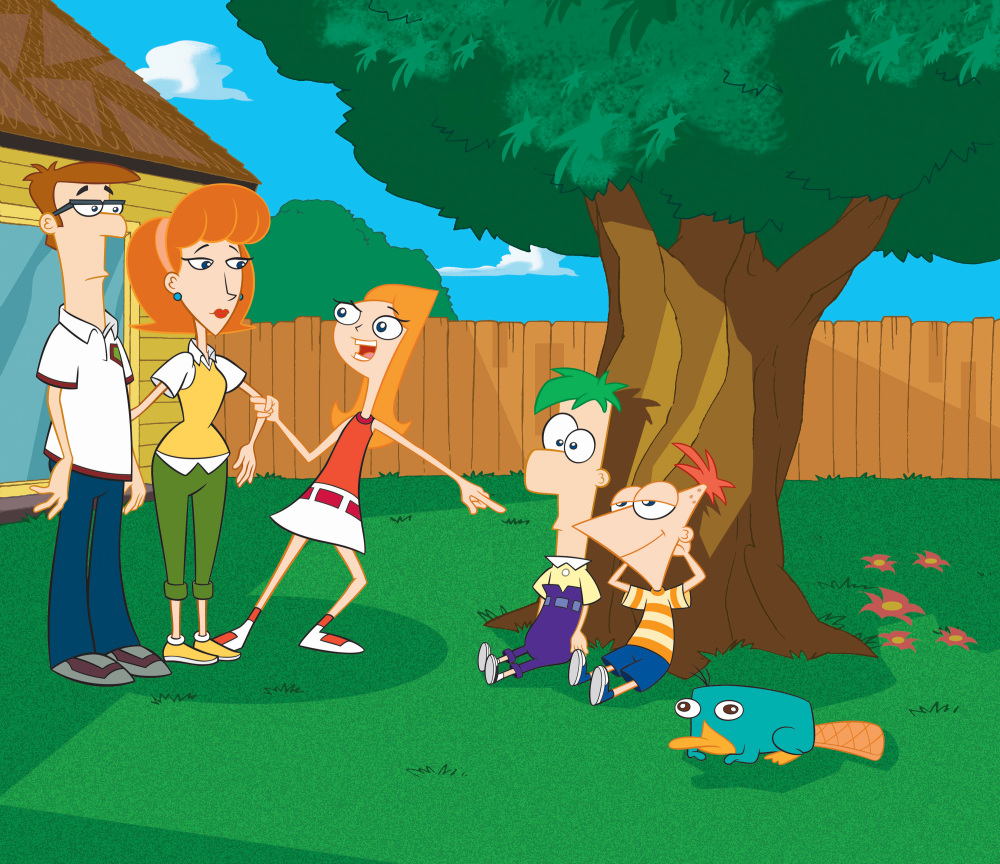phineas and ferb stacy nude.