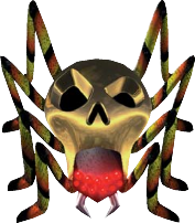 Gold Skulltula Artwork