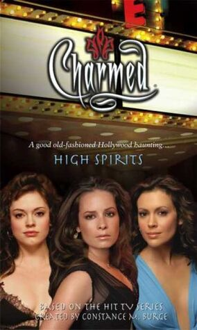 High Spirits (novel cover)