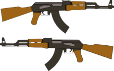 AK-47 diagrama