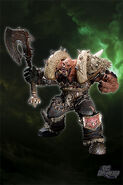Garrosh Action Figure