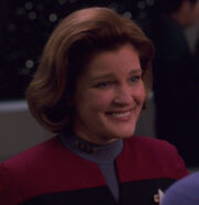 Janeway hologram, 2378