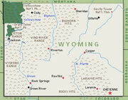 Wyomingmap