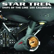 Ships of the Line 2011 solicitation cover