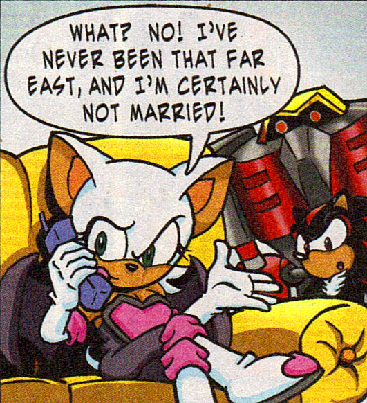 Archie Sonic Universe Issue 14 - Mobius Encyclopaedia - Sonic the ...
