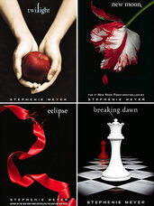 Stephanie-meyer-twilight saga