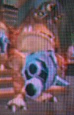 Ratchet and Clank 3  150px-ThreeEyedTyhrannoidv2