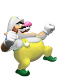 Fire Wario