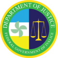 Seal of the Ivalician Department of Justice.png