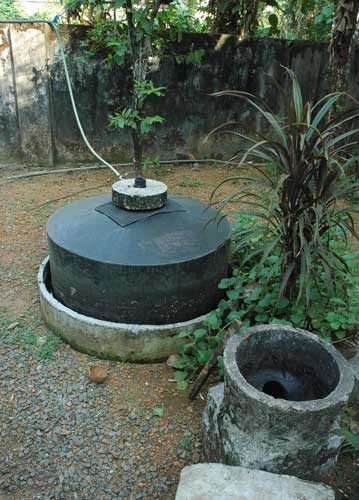 biogas plants in india